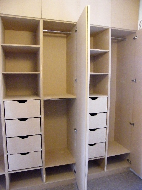 Fitted Wardrobes Brian White Carpentry certainly regarding Drawers For Fitted Wardrobes (Image 23 of 30)