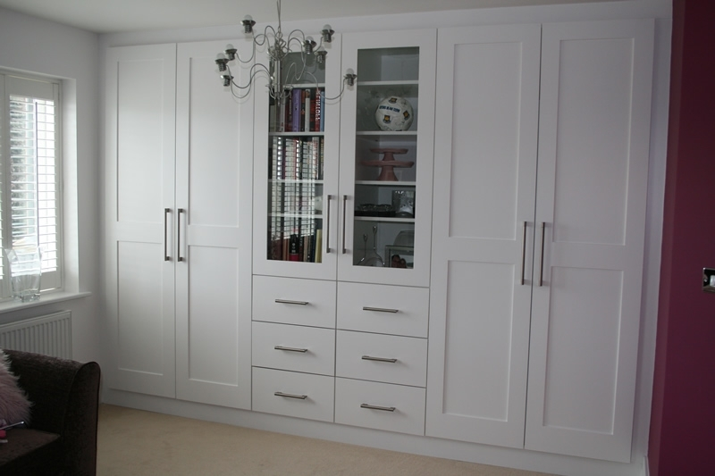 Fitted Wardrobes Walton Weybridge Claygate Thames Ditton well within Drawers for Fitted Wardrobes (Image 7 of 30)