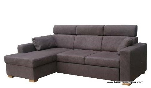 Flame Max Fabric Corner Sofa Bed Designer Furniture Blog properly pertaining to Fabric Corner Sofa Bed (Image 11 of 20)
