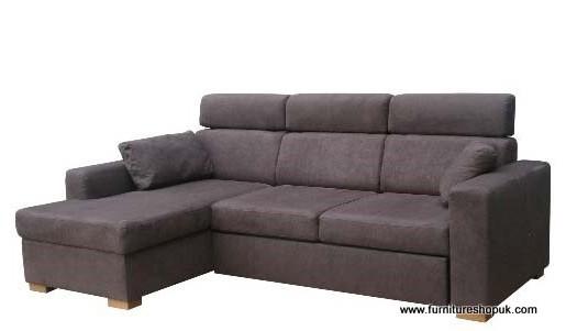 Flame Max Fabric Corner Sofa Bed Designer Furniture Blog properly pertaining to Fabric Corner Sofa Bed (Image 11 of 20)
