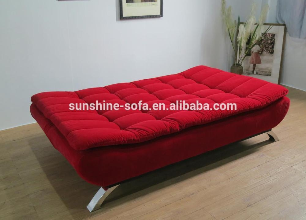 Folding Fold Down Sofa Bed With Cushion Sofa Set Furniture Design Good Inside Cushion Sofa Beds (View 12 of 20)