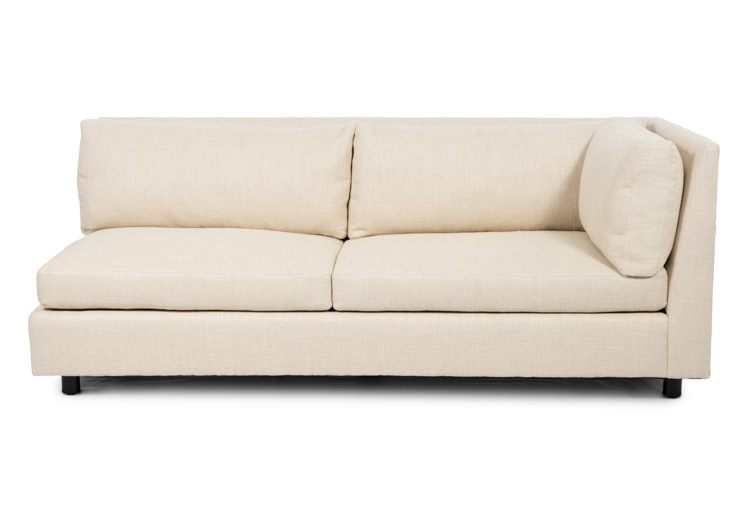 Franco Sectional Sofa Alice Lane very well regarding Armless Sectional Sofas (Image 10 of 20)