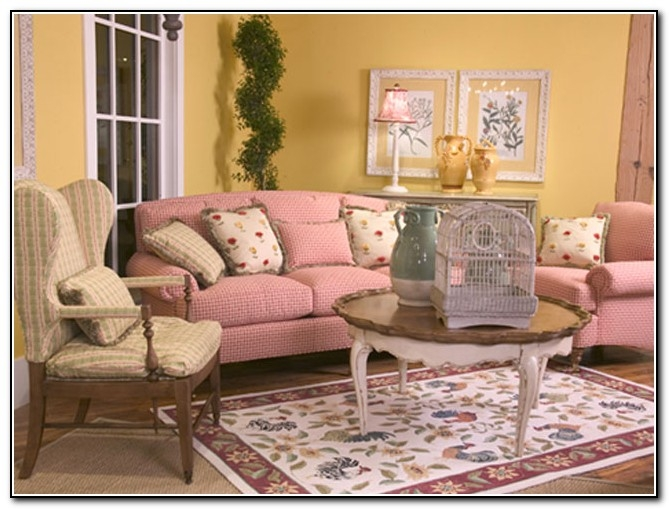 Popular Photo of Country Sofas And Chairs