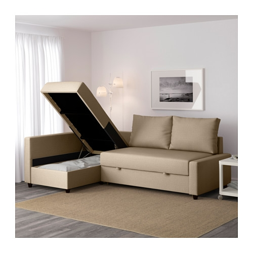 Friheten Corner Sofa Bed With Storage Skiftebo Dark Grey Ikea effectively with regard to Storage Sofa Beds (Image 6 of 20)