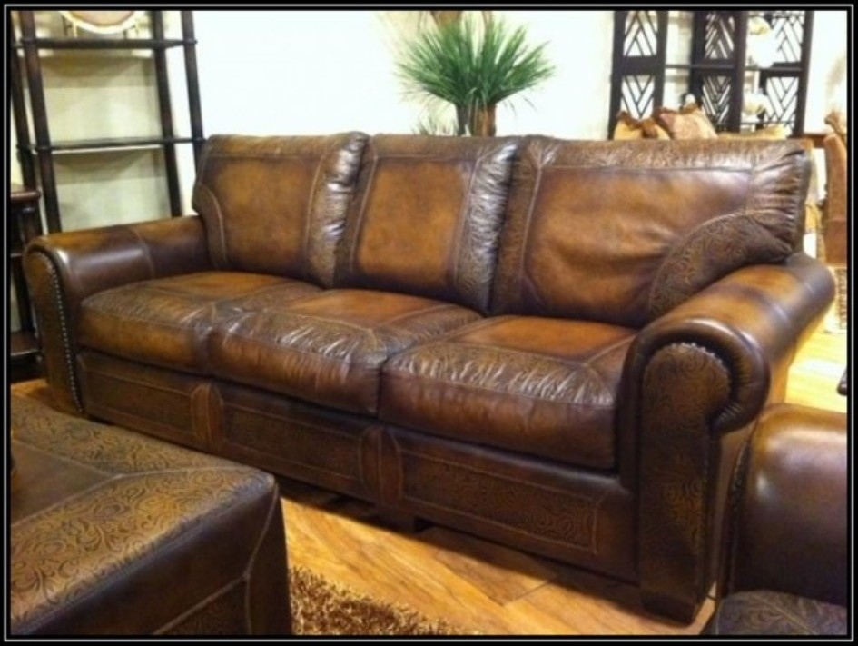 Full Grain Leather Sofa Amazing Decor Ideas Full Grain Leather properly for Full Grain Leather Sofas (Image 5 of 20)