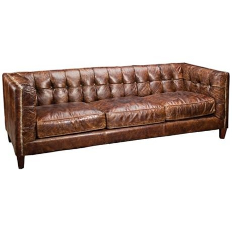 Full Grain Leather Sofa Full Grain Leather Sectional Sofa Full Very Well  With Regard To Full