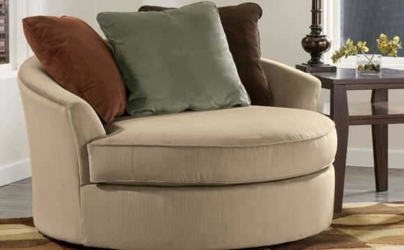 Furniture Beautiful Side Chairs For Living Room Decoration Nu Most Certainly Inside Round Sofa Chairs (View 15 of 20)