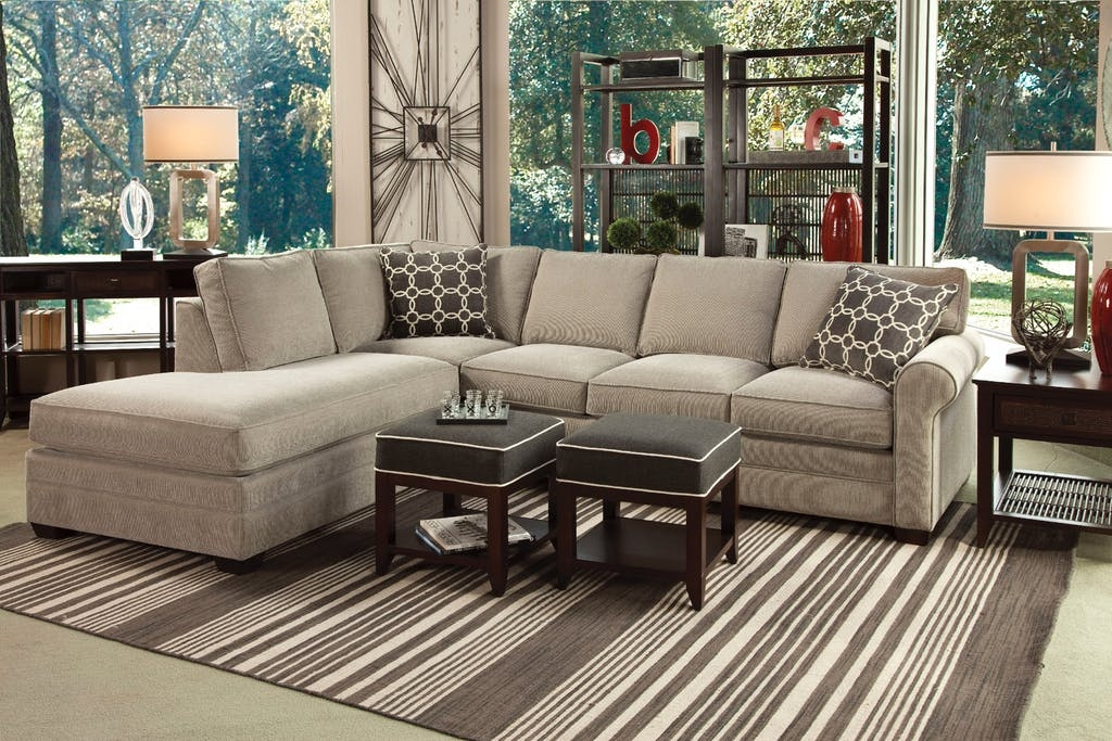 Furniture Braxton Culler Braxton Sectional Sofa Braxton perfectly with Braxton Sectional Sofa (Image 17 of 20)