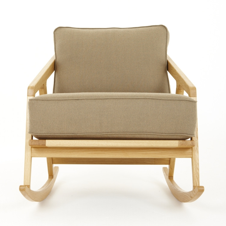 Furniture Masi Nordic Casual Style Leather Sofa Wooden Rocking Definitely Throughout Sofa Rocking Chairs (View 8 of 20)