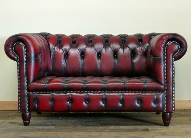 Furniture Sofa Manufacturers Sofa Deals Chesterfield Sofa Effectively Regarding Small Chesterfield Sofas (View 14 of 20)