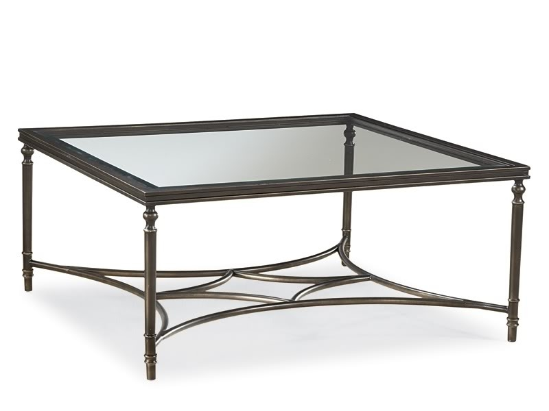 Glass And Metal Coffee Table definitely intended for Metal and Glass Coffee Tables (Image 8 of 20)