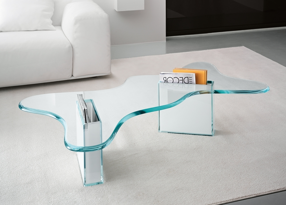Glass Coffee Tables Shapes Glass Coffee Tables Look So Pretty nicely with Unique Small Glass Coffee Table (Image 23 of 30)