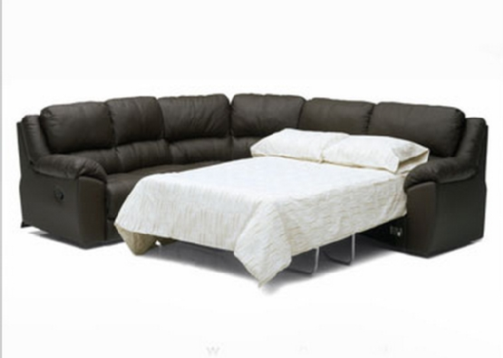 Gorgeous Leather Sleeper Sectional Sofa Sofa Beds Design Very Well Throughout Sectional Sofa Beds (View 6 of 20)