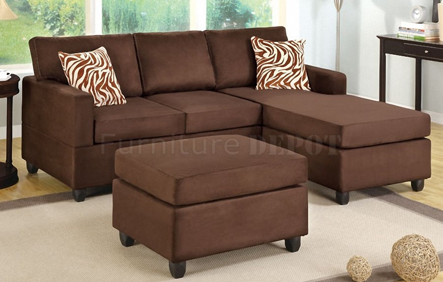Gorgeous Small Sectional Leather Sofa Brown Leather Sectional definitely for Small Sectional Sofa (Image 13 of 20)
