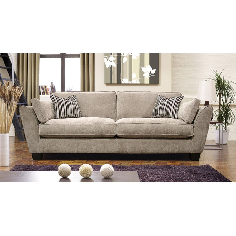 Grampian Furnishers Ashley Manor Alexis 4 Seater Sofa Well Regarding 4 Seater Sofas (View 12 of 20)