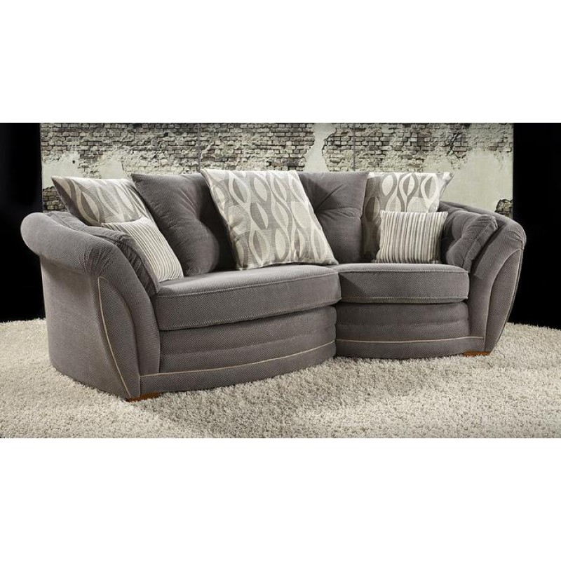 Grampian Furnishers Isla Snuggle Sofa Winter Sale On Now most certainly regarding 3 Seater Sofa And Cuddle Chairs (Image 15 of 20)