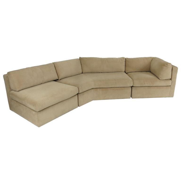 Gray Angled Sectional Sofa 15 Remarkable Angled Sectional Sofa clearly regarding Angled Sofa Sectional (Image 6 of 20)