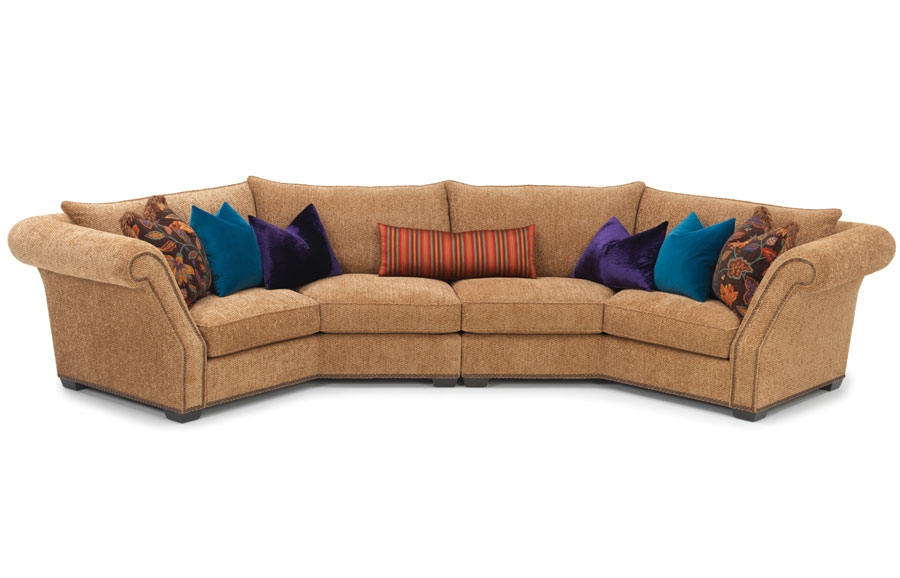 Featured Photo of Angled Sofa Sectional