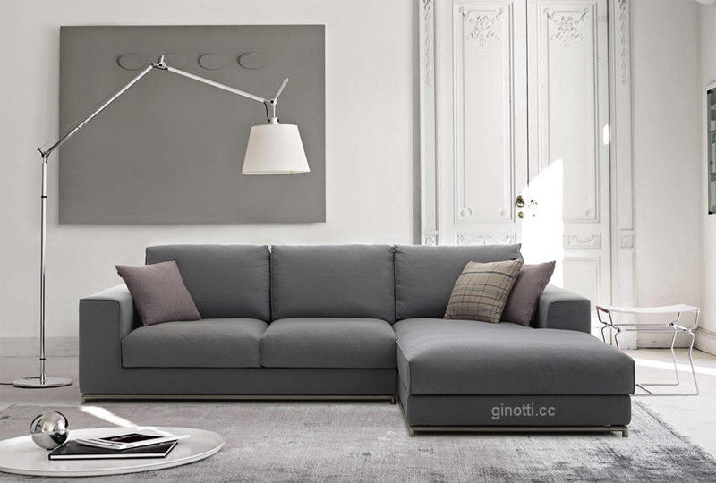 Grey L Shaped Sofa Google Search Sofa Pinterest Google certainly within L Shaped Fabric Sofas (Image 8 of 20)