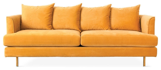 Gus Modern Margot Sofa Contemporary Sofas Design Public Very Well Within Oxford Sofas (View 9 of 20)