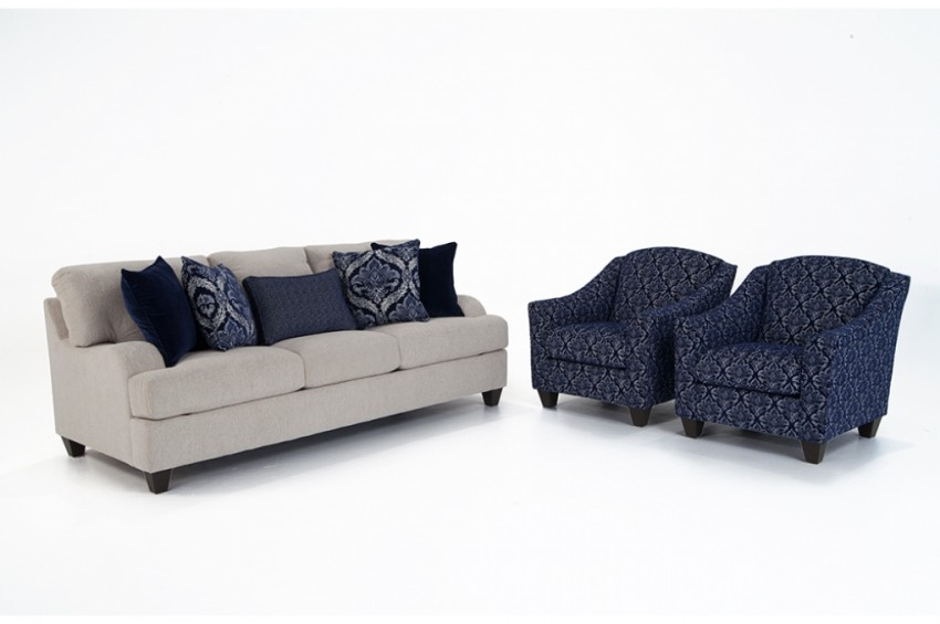 Featured Photo of Sofa And Chair Set