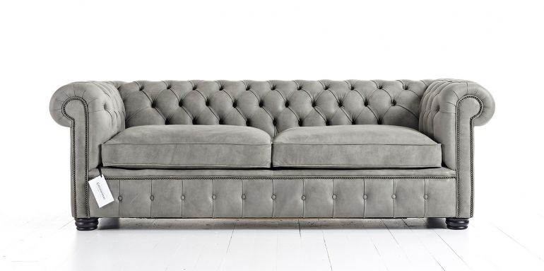 Handmade Chesterfield Sofas Distinctive Chesterfields Usa certainly throughout Leather Chesterfield Sofas (Image 17 of 20)