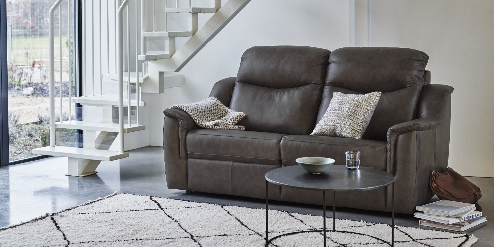 High Back Sofas And Armchairs G Plan Certainly Within Sofas With High Backs (View 7 of 20)