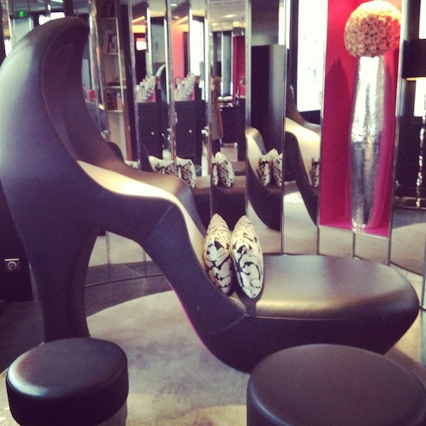 High Heel Chairstoo Cute Furniture Pinterest High Heel certainly with Heel Chair Sofas (Image 13 of 20)