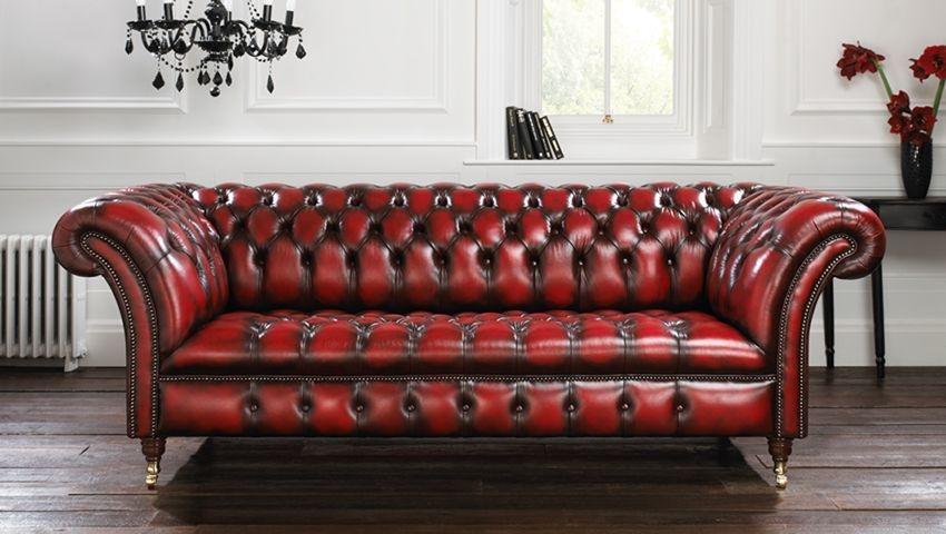 History Of The Chesterfield Sofa A Quick Rundown nicely for Chesterfield Furniture (Image 16 of 20)