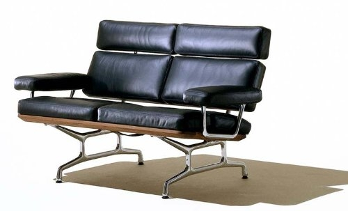 Home Office Desk Chairs Eames 2 Love Seat Sofa Chair Loveseat Definitely Pertaining To Sofa Desk Chairs (View 11 of 20)