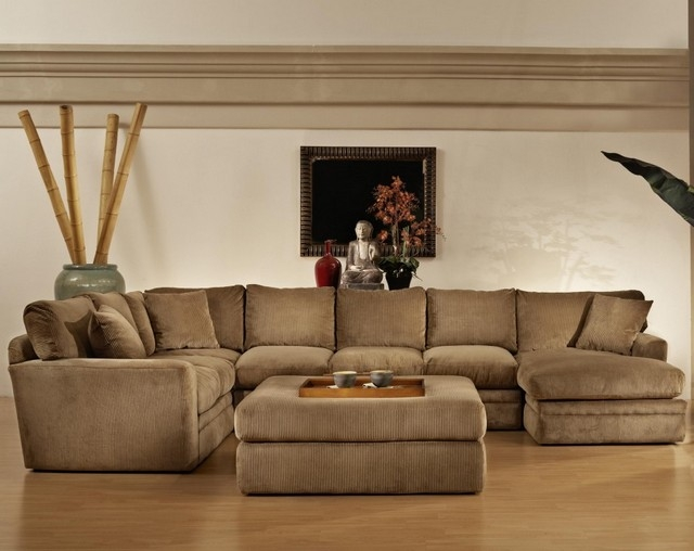 Home Supply Super Soft Comfortable Short Plush Square Sofa Chair Certainly With Regard To Comfortable Sectional Sofa (View 13 of 20)