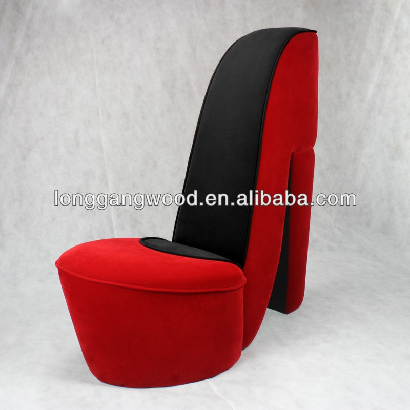 Hot Sales High Heel Shoe Chairkids Chairskids Sofa Buy High well throughout Heel Chair Sofas (Image 19 of 20)