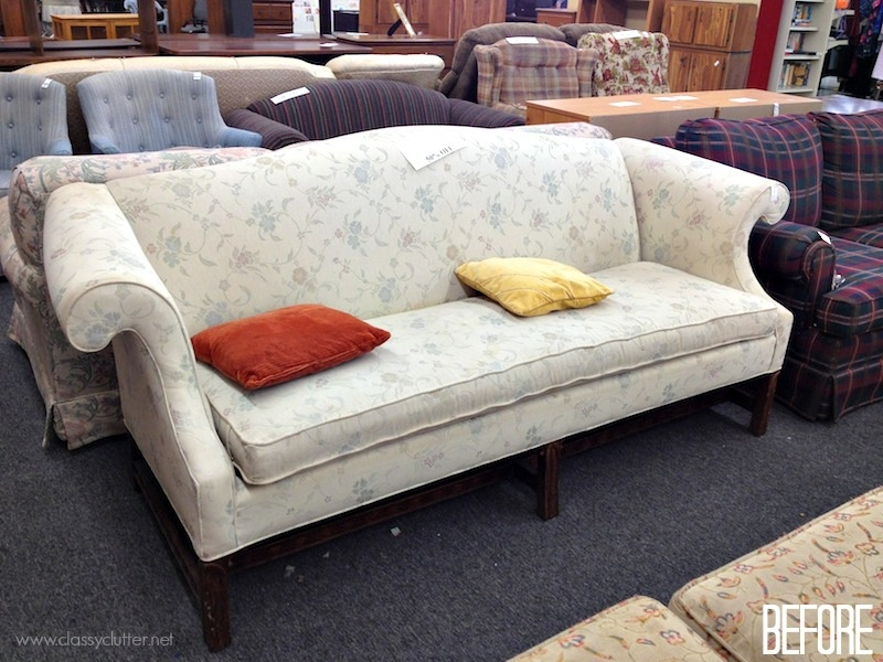 How To Reupholster A Sofa Properly In Cheap Tufted Sofas (View 10 of 20)