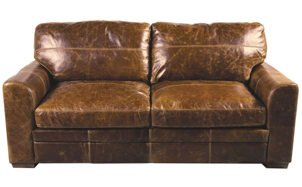 Identity Crisis Leather International perfectly with Aniline Leather Sofas (Image 12 of 20)