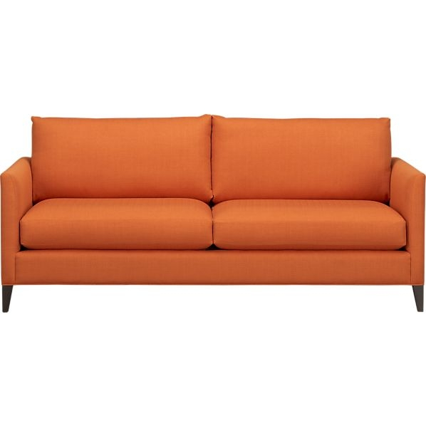 Ikea Orange Sofa Thesofa Good Within Orange IKEA Sofas (Image 9 Of 20)