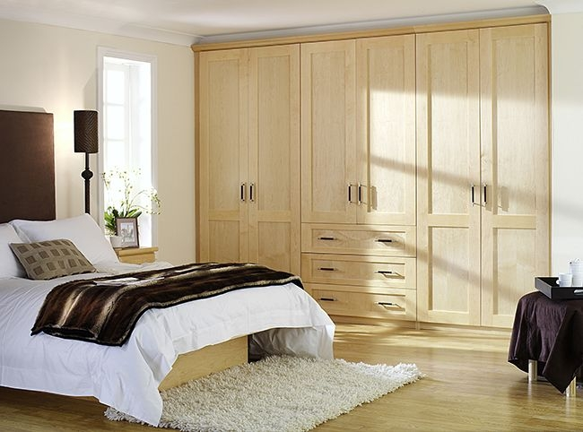 Image Result For Built In Bedroom Wardrobe Bedroom Ideas well with regard to Fitted Wooden Wardrobes (Image 21 of 30)