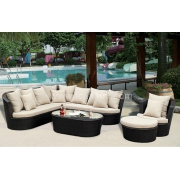 Import Modern Wicker Patio Rattan Outdoor Furniture From China clearly with regard to Modern Rattan Sofas (Image 5 of 20)