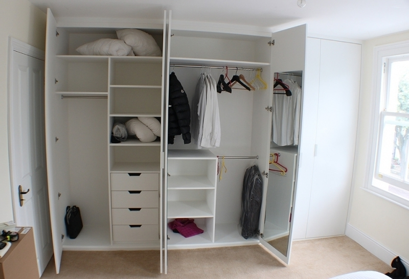 Impressive Alcove Wardrobes Designs Inspirations Wardrobe definitely pertaining to Alcove Wardrobes Designs (Image 6 of 30)