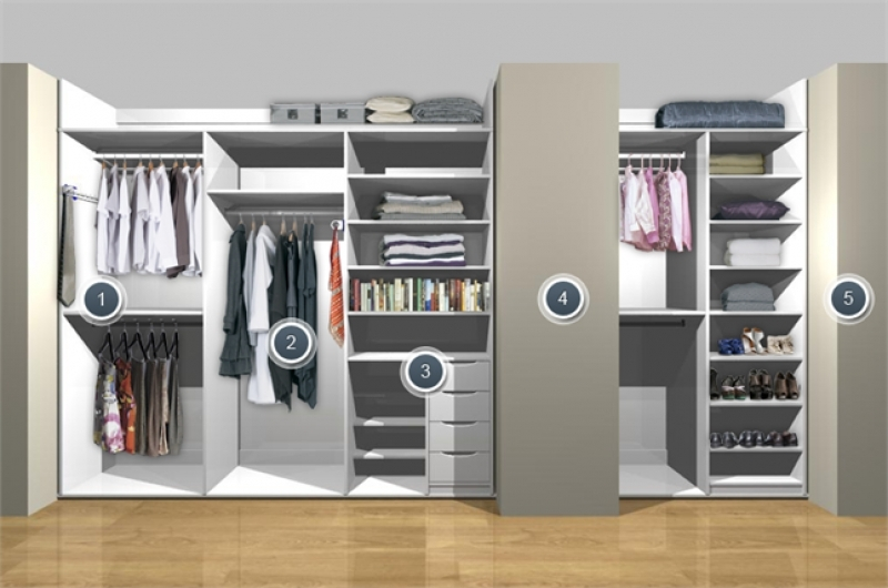 Impressive Alcove Wardrobes Designs Inspirations Wardrobe effectively with regard to Alcove Wardrobes Designs (Image 7 of 30)