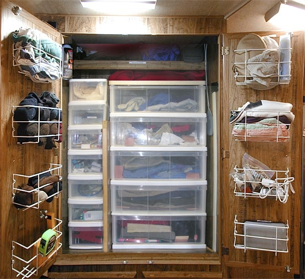 Featured Photo of Drawers And Shelves For Wardrobes
