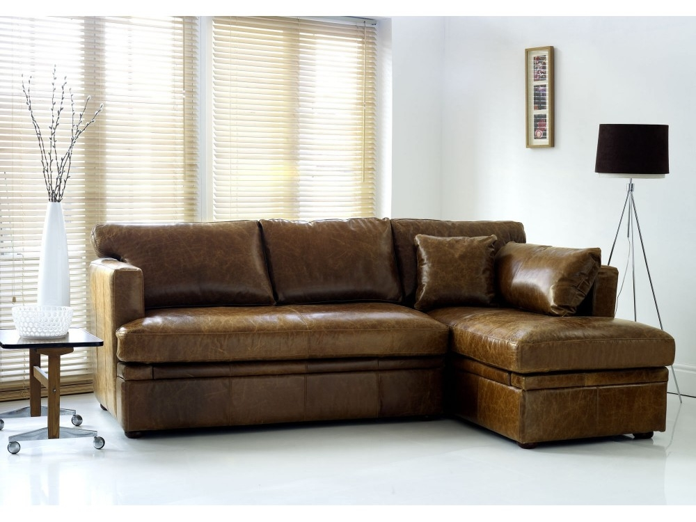 Incredible Sample Small Corner Sofas For Small Rooms Modern Design clearly for Small Brown Leather Corner Sofas (Image 9 of 20)