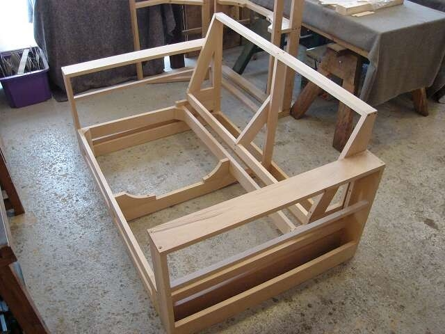 Inside A Couch Frame Construction Next Sofas Are Tested To An Perfectly With Regard To Diy Sofa Frame (View 12 of 20)