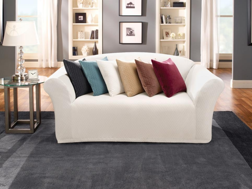 Interesting Sofa Slipcovers Hgtv nicely pertaining to Slipcovers Sofas (Image 6 of 20)