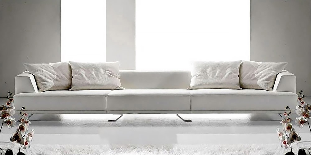 Italian Leather Sofa Honda Calia Maddalena most certainly with 4 Seater Sofas (Image 14 of 20)