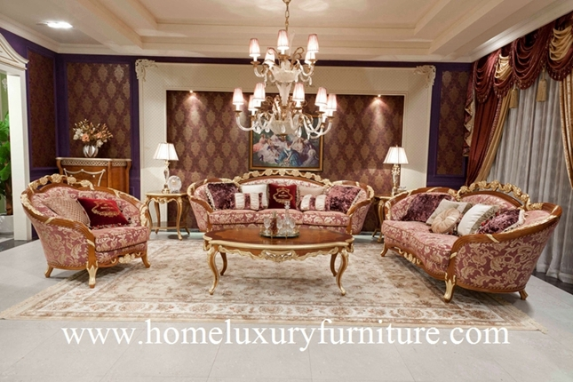 Italy Classic Luxury Sofa Royal Date Sofa Hot Sale In Fair Living definitely intended for Classic Sofas For Sale (Image 10 of 20)