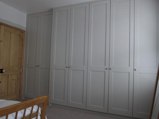 James Carpentry Alcove Cabinets Wardrobes Bookcases Wardrobes most certainly in Fitted Wooden Wardrobes (Image 14 of 30)