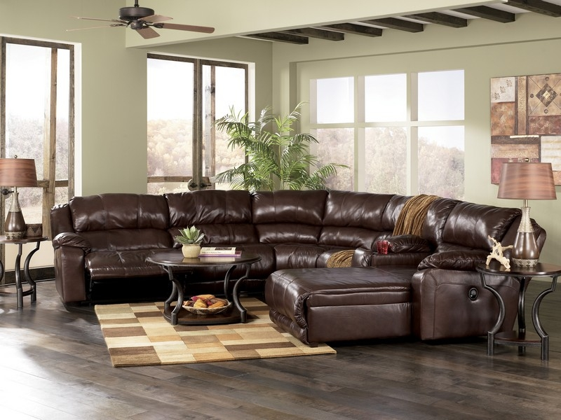 Java Leather C Shape Sectional Properly In C Shaped Sectional Sofa (View 8 of 20)