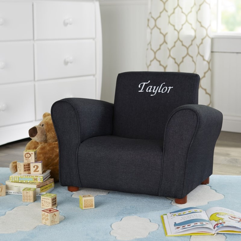 Kids Chairs Youll Love Wayfair effectively regarding Personalized Kids Chairs and Sofas (Image 14 of 20)
