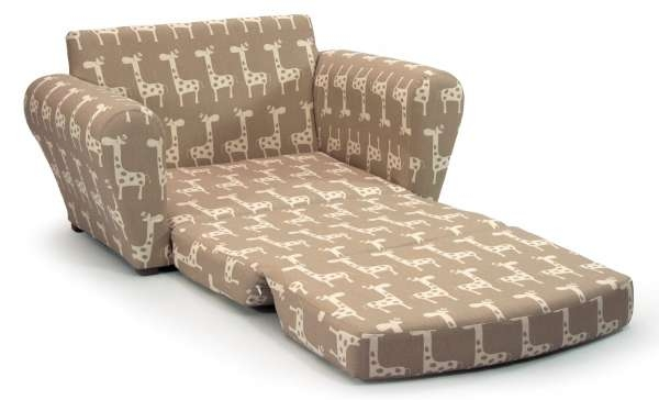 Kids Sleepover Sofa Chair Stretch Maplenatural Cool Kids Chairs Effectively With Sofa Rocking Chairs (View 9 of 20)
