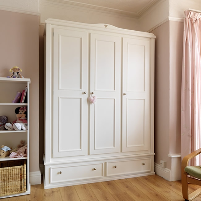 Kids Wardrobe Storage And Organizing Tips And Ideas Home Design certainly intended for Childrens Double Rail Wardrobes (Image 10 of 20)